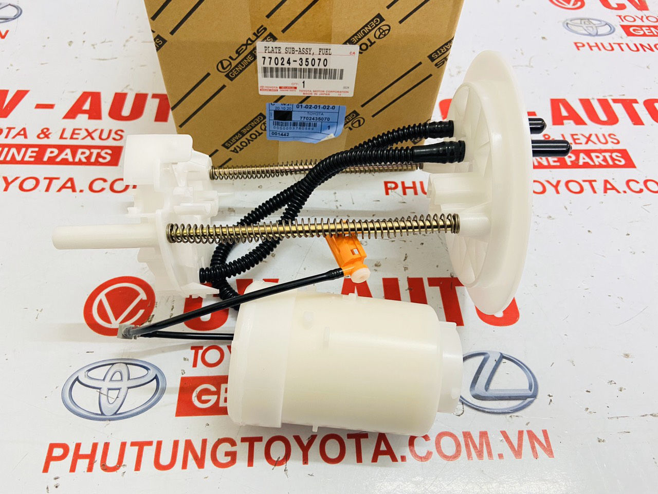 Picture of 77024-35070 Lọc xăng Lexus GX460