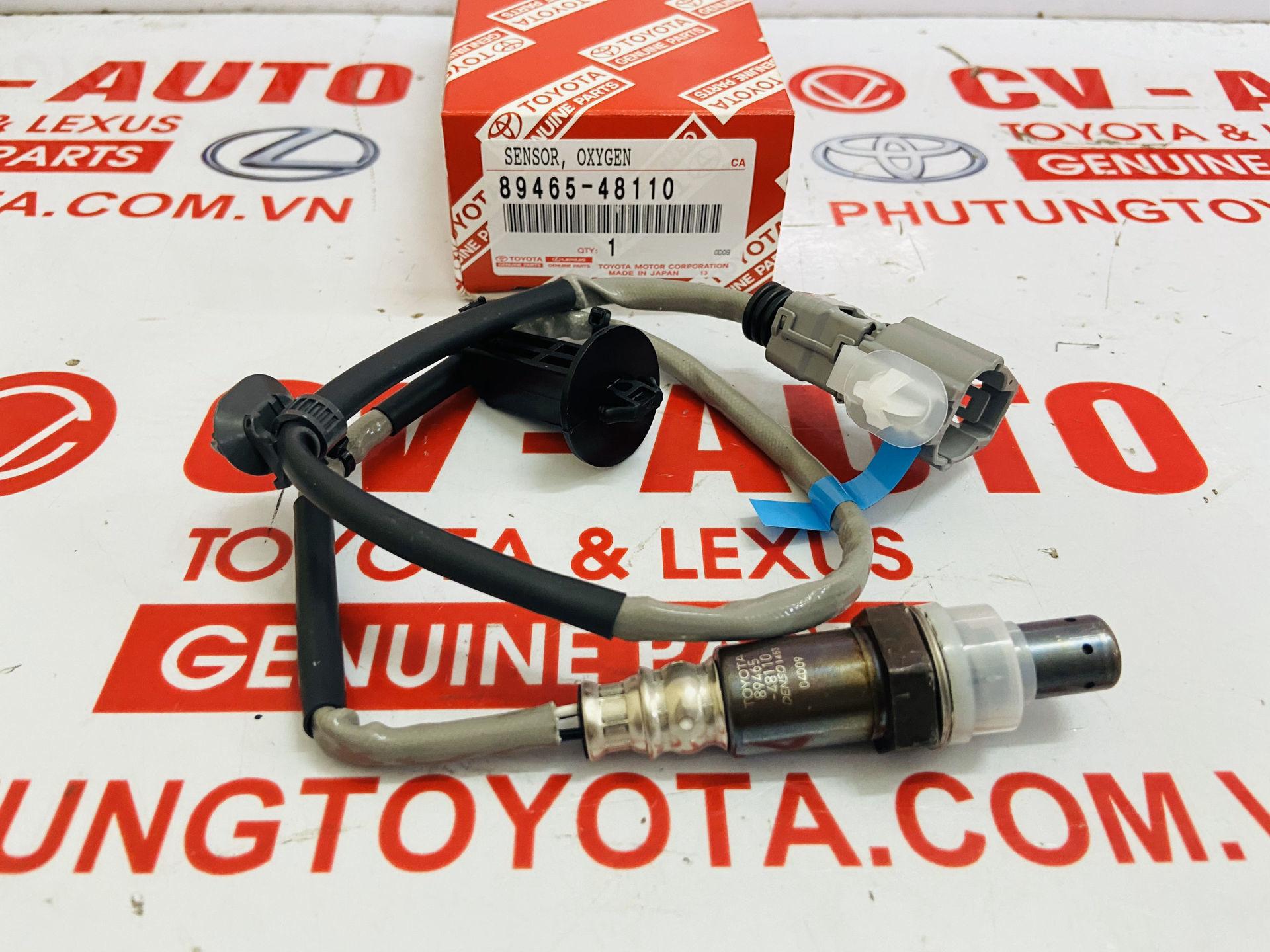 Picture of 89465-48110, 8946548110 Cảm biến ô xy khí xả Lexus RX330 RX350 - Toyota Highlander chính hãng