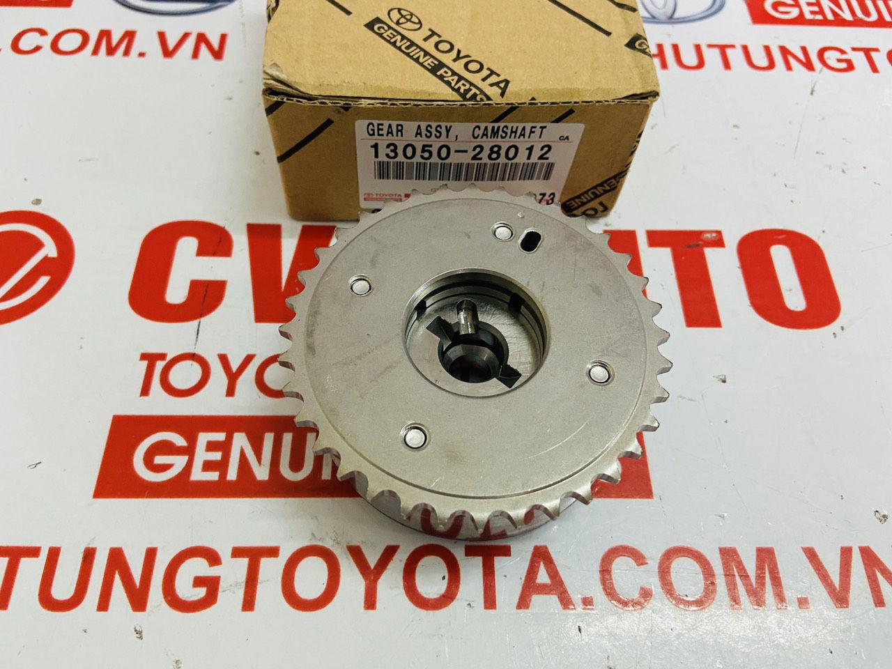Picture of 13050-28012, 1305028012 Nhông cam hút, bánh răng cam hút Toyota Camry RAV4 Chính hãng