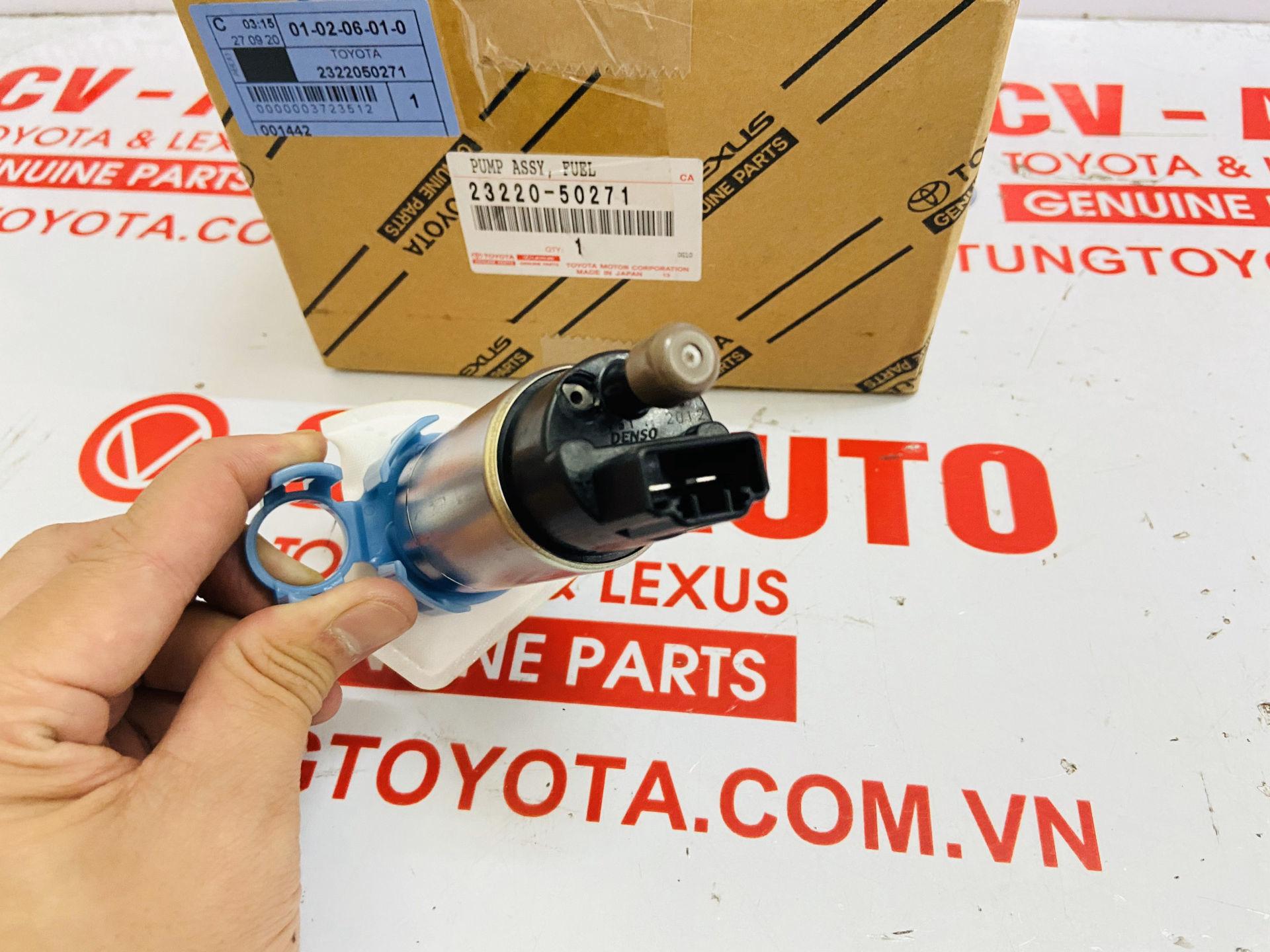 Picture of 23220-50271 2322050271 Bơm xăng Lexus LX570 hàng chính hãng
