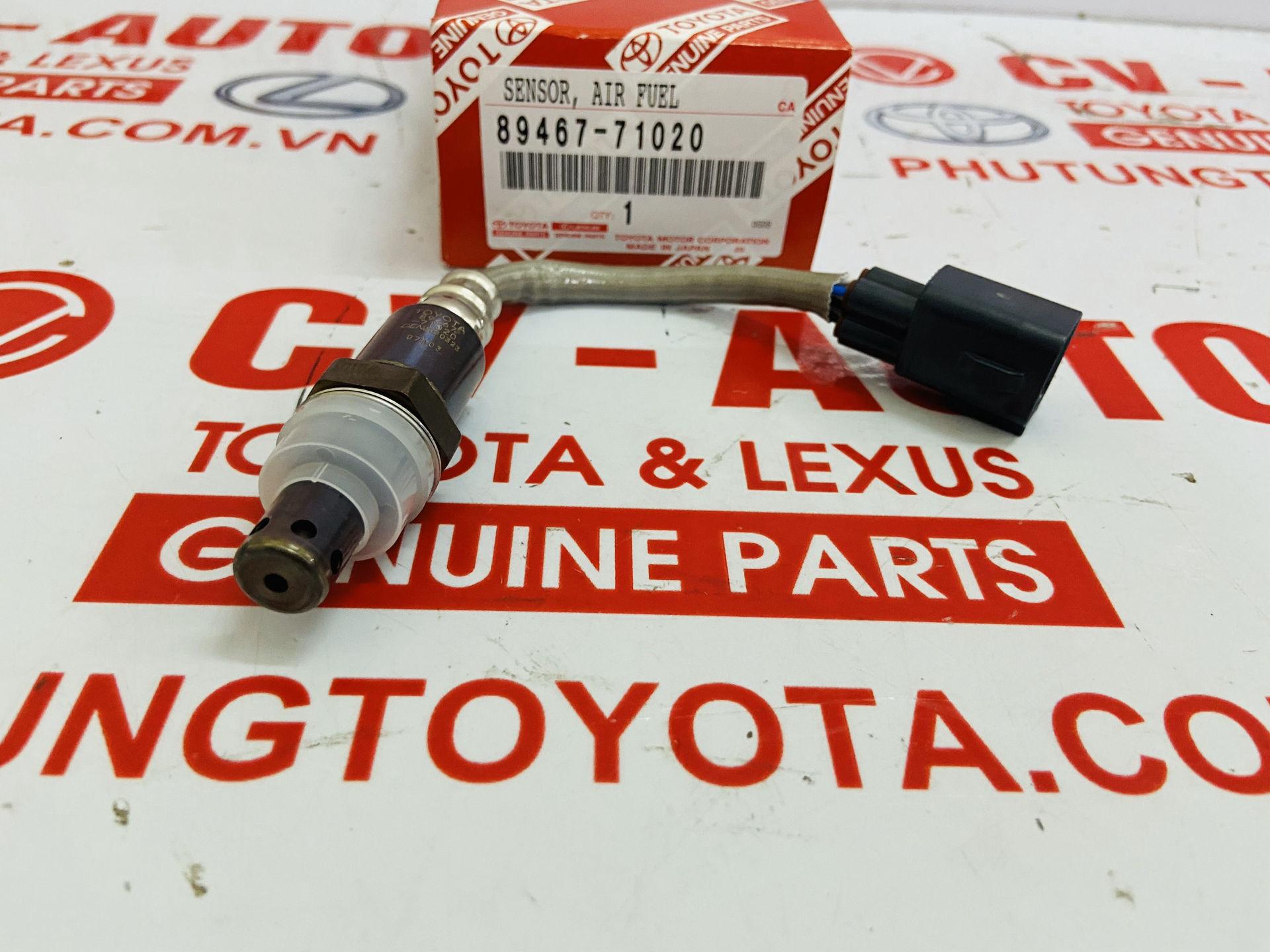 Picture of 89467-71020 Cảm biến hỗn hợp Lexus GX470 chính hãng