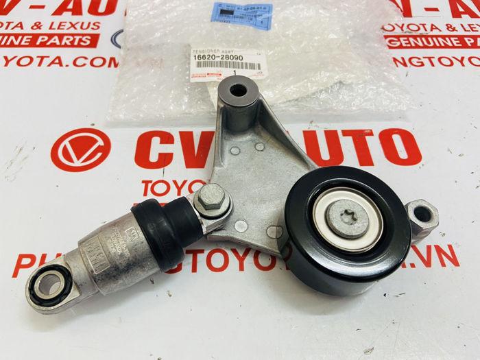 Picture of 16620-28090, 1662028090 Cụm tăng đưa, cụm tăng curoa tổng Toyota Camry RAV4 1AZ 2AZ chính hãng