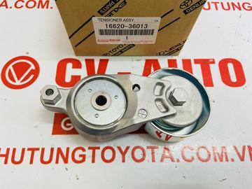 Hình ảnh của16620-36013, 1662036013 Cụm tăng đưa, cụm tăng curoa tổng Toyota Camry Venza Highlander RAV4 chính hãng