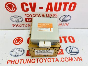 Hình ảnh của89878-71050, 8987871050 Hộp điều khiển turbo Toyota Fortuner Hilux Chính hãng