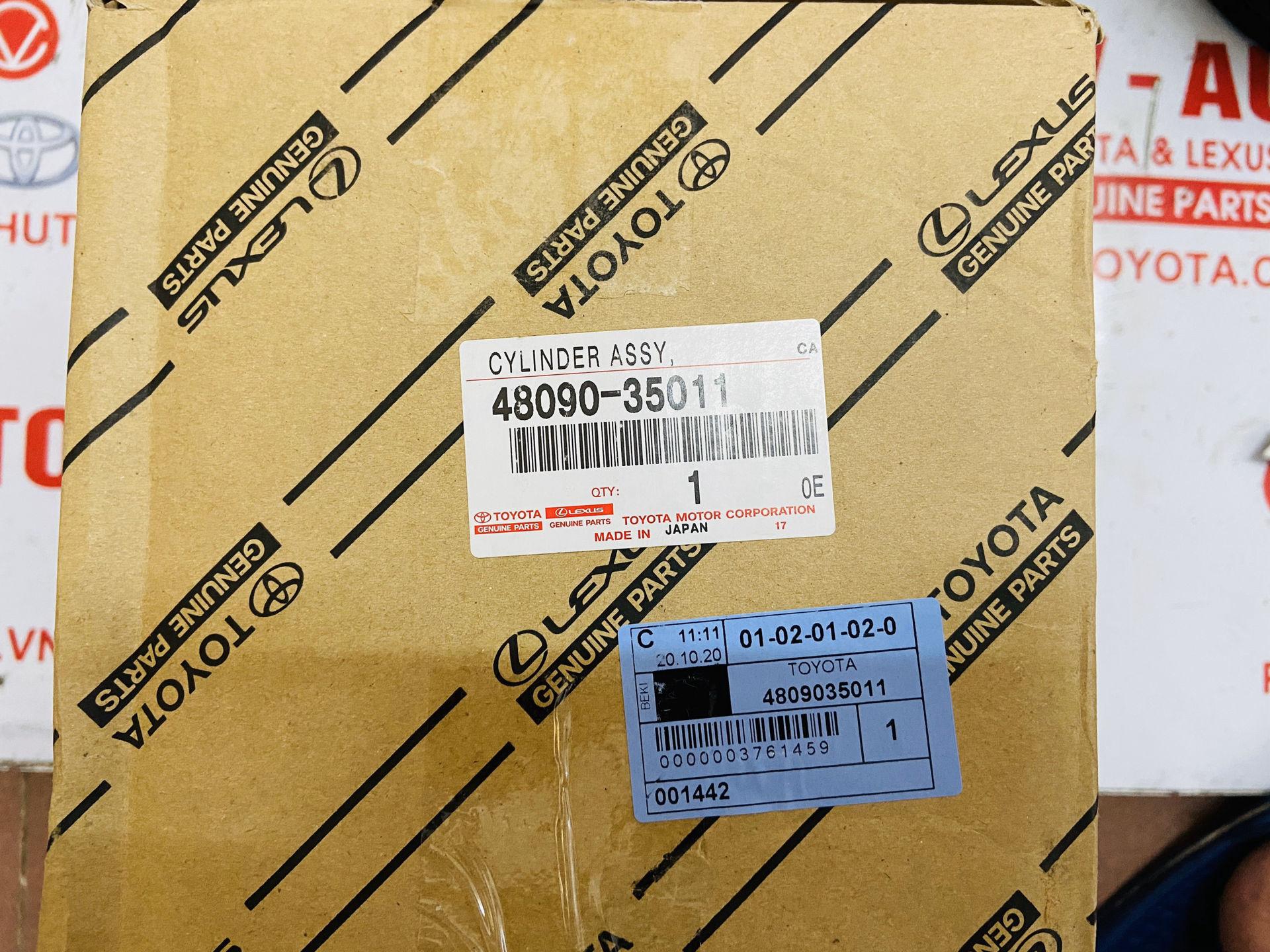 Picture of 48090-35011 Bóng hơi giảm xóc Lexus GX470