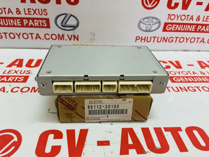 Picture of 86112-30100, 8611230100 SELECTOR, MULTI-DISPLAY LEXUS LX570 LS460 LS600H