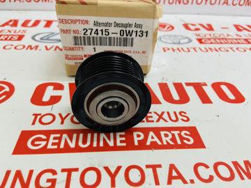 Hình ảnh của27415-0W131, 27415-0W131 Pully máy phát Lexus RX330 RX350 ES350 IS250 IS350 GS300 GS350 Toyota Camry Venza Highlander RAV4 Sienna chính hãng