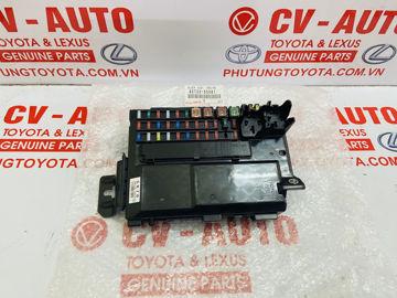 Hình ảnh của82720-50081, 8272050081 Hộp cầu chì, hộp rơ le Lexus LS460 LS600H chính hãng
