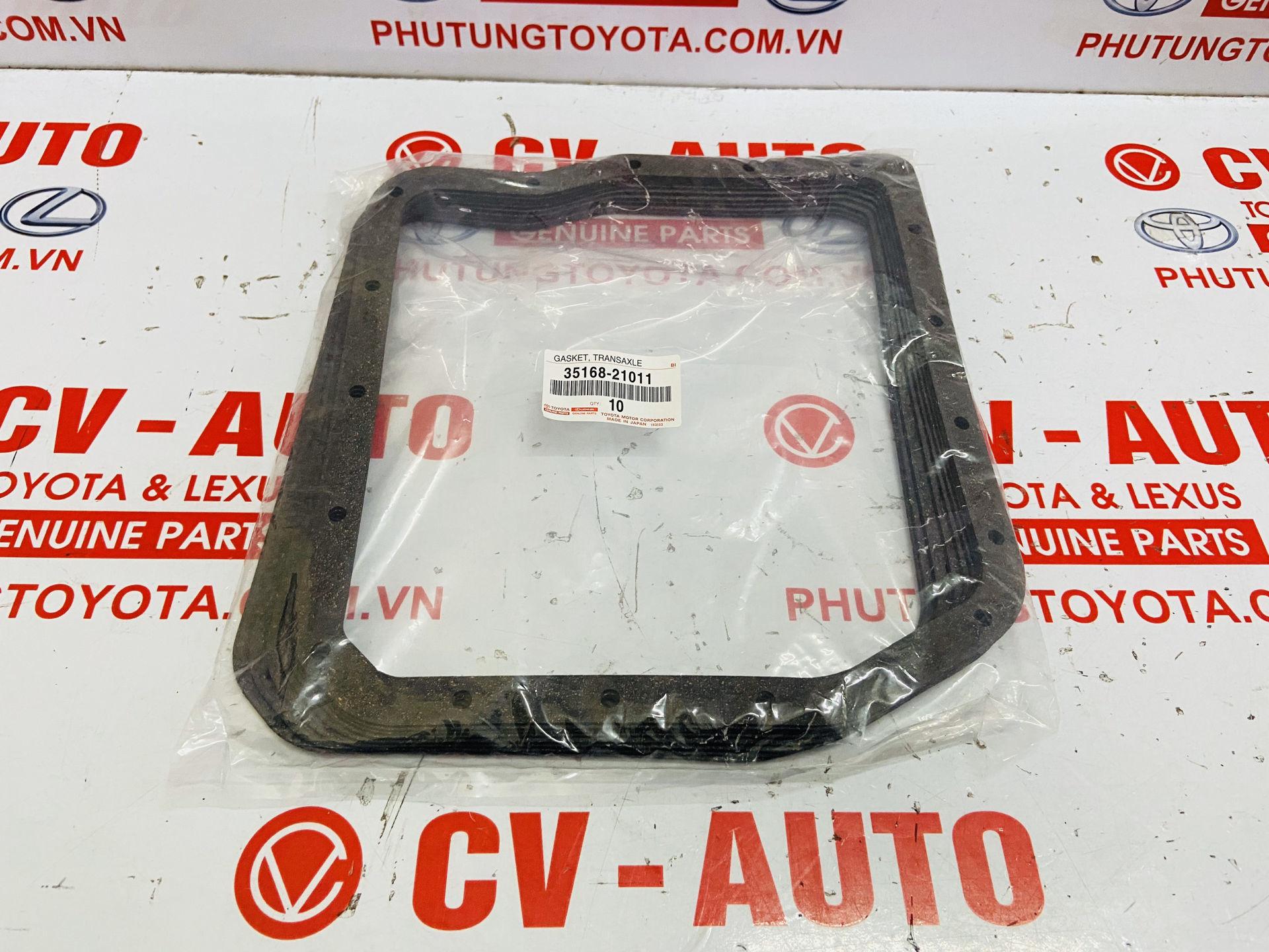 Picture of 35168-21011, 3516821011 Gioăng các te hộp số Lexus ES350 RX330 RX350, Toyota Camry Avalon Highlander Sienna Previa RAV4 chính hãng