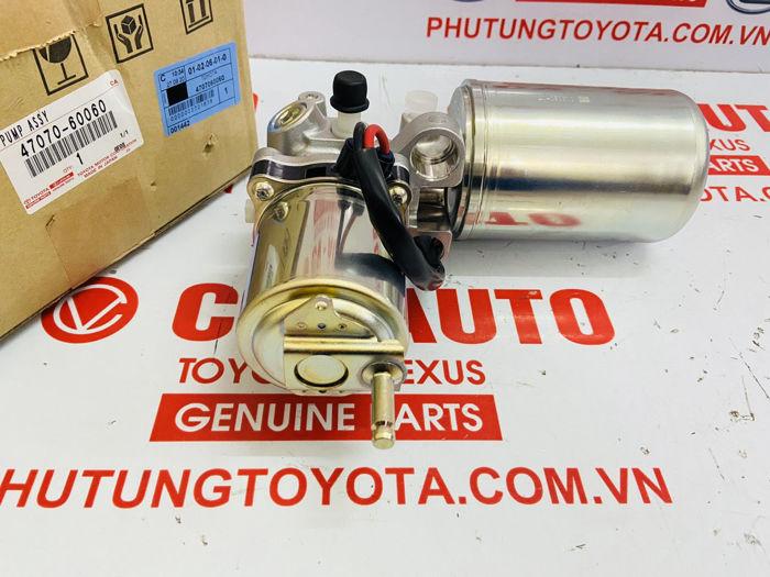 Picture of 47070-60060, 4707060060 Bơm ABS Lexus LX570, Toyota Land Cruiser chính hãng