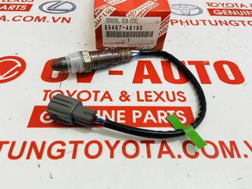 Hình ảnh của89467-48190, 8946748190 Cảm biến oxy khí xả Lexus ES250 ES300H, Toyota Camry Venza Avalon Highlander chính hãng