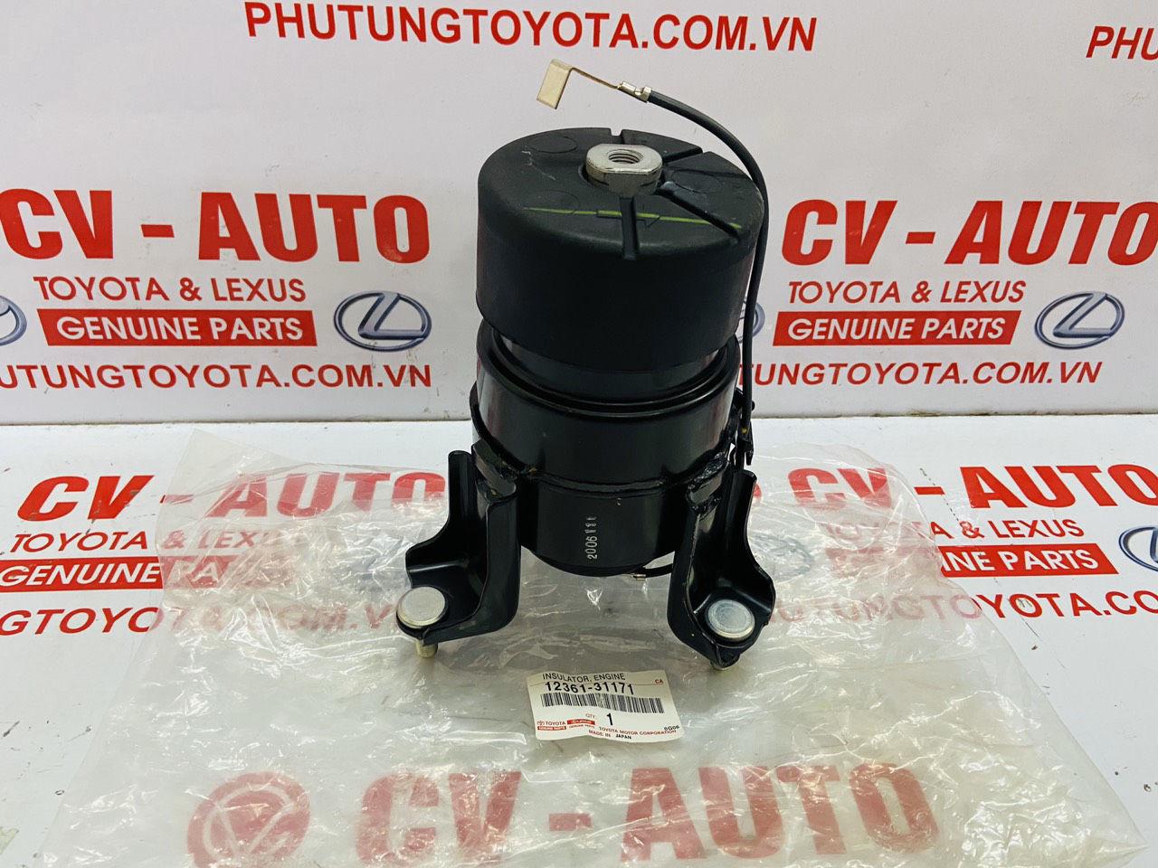 Picture of 12361-31171, 1236131171 Chân máy Toyota Camry 3.5, ES350 chính hãng