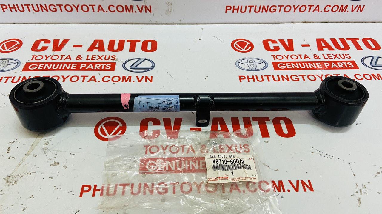 Picture of 48710-60070, 48710-60080, 4871060070, 4871060080 Thanh giằng dọc sau Lexus LX470, Toyota Land Cruiser FZJ100 chính hãng