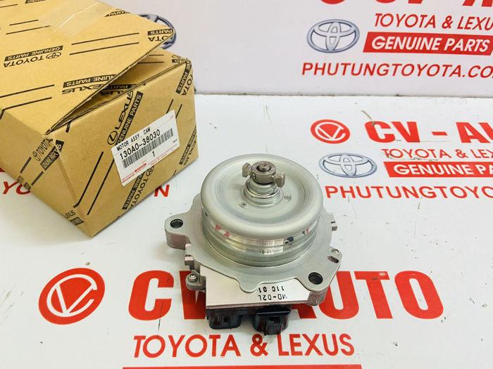 Picture of 130A0-38030, 130A038030 Mô tơ đầu trục cam Lexus LS460 LS600H chính hãng