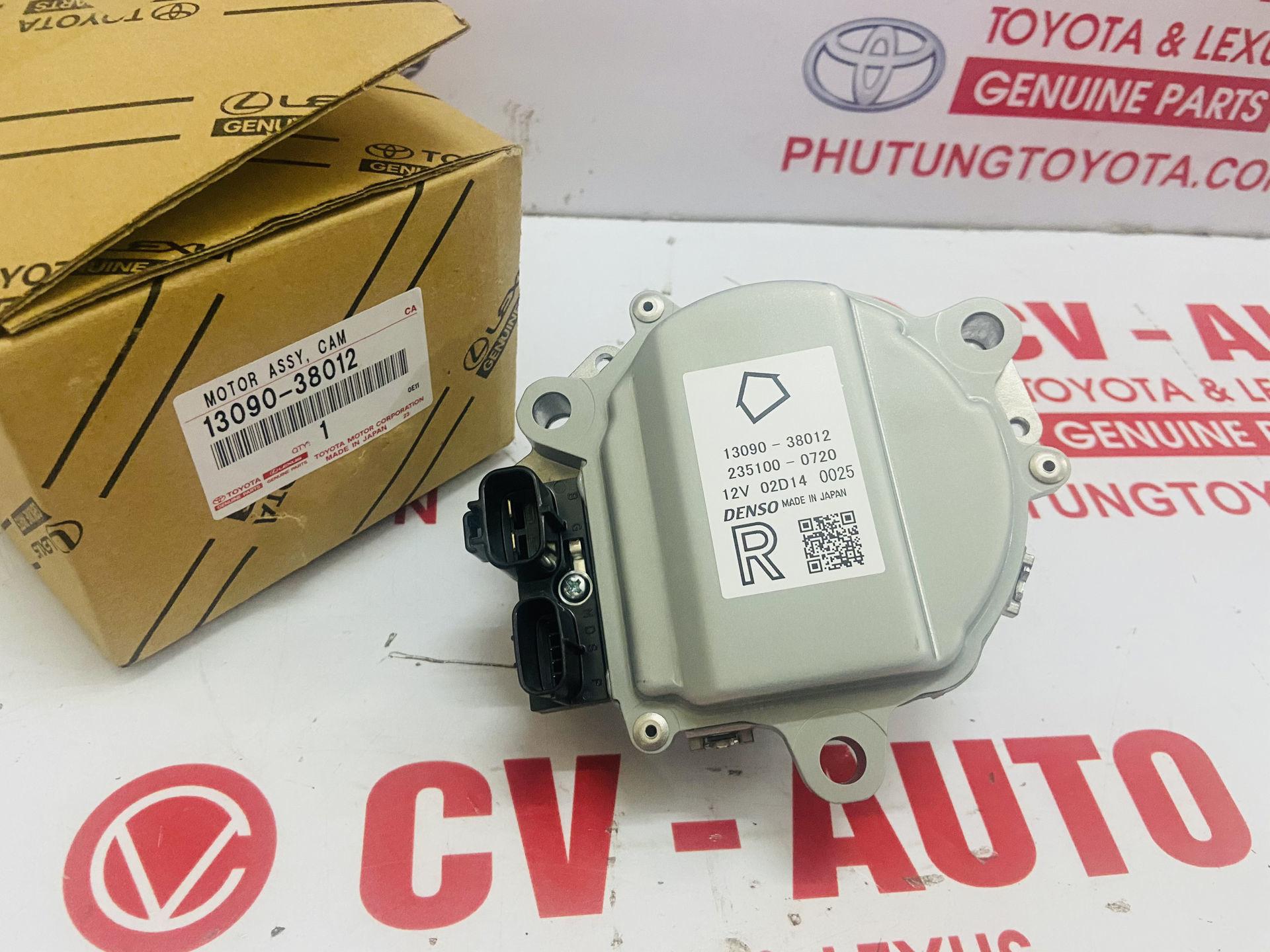 Picture of 13090-38012, 1309038012 Mô tơ điều khiển trục cam Lexus LS460 chính hãng