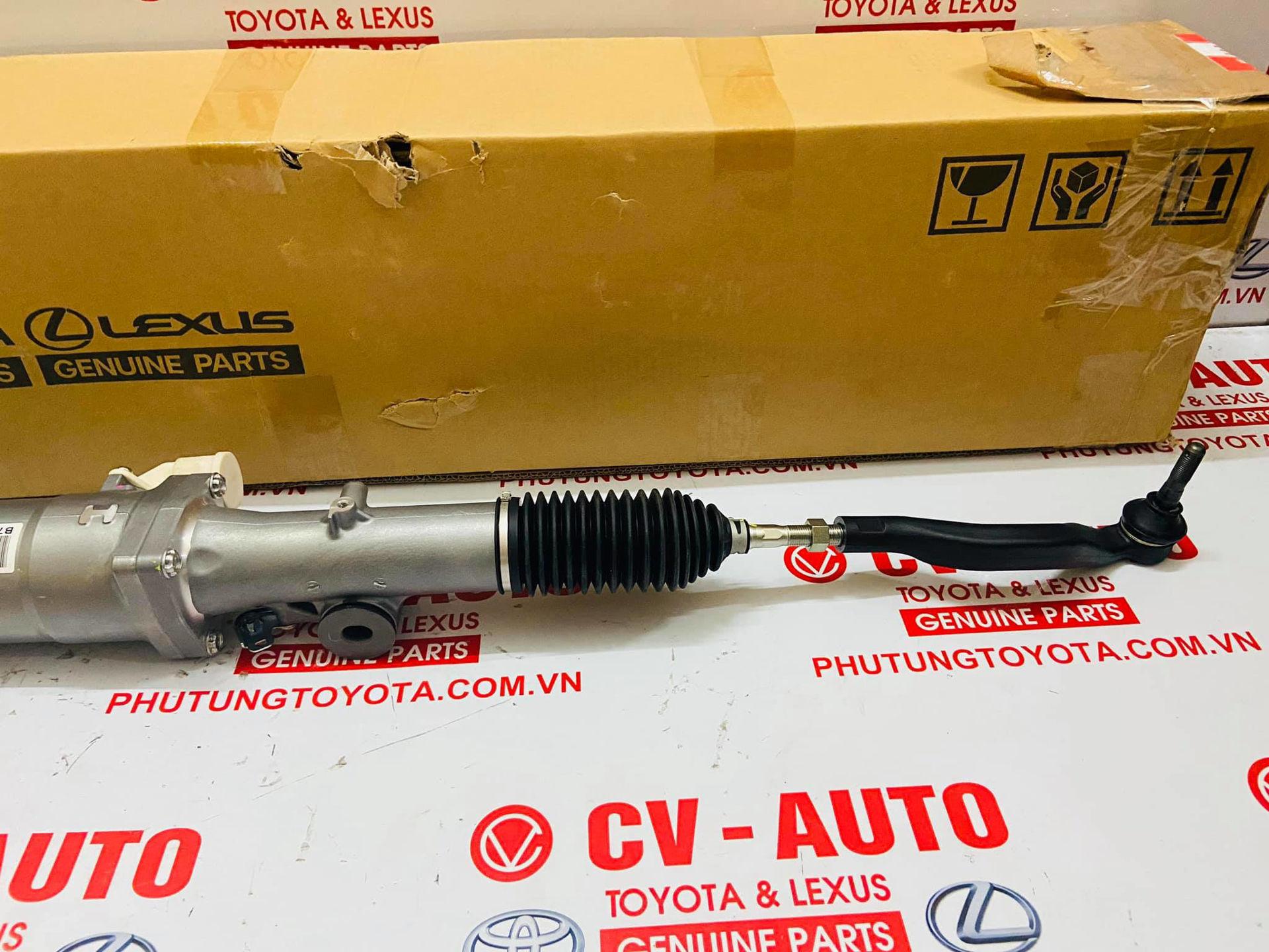 Picture of 04007-05530 Thước lái điện tử Toyota Lexus IS250, GS300, GS350 chính hãng