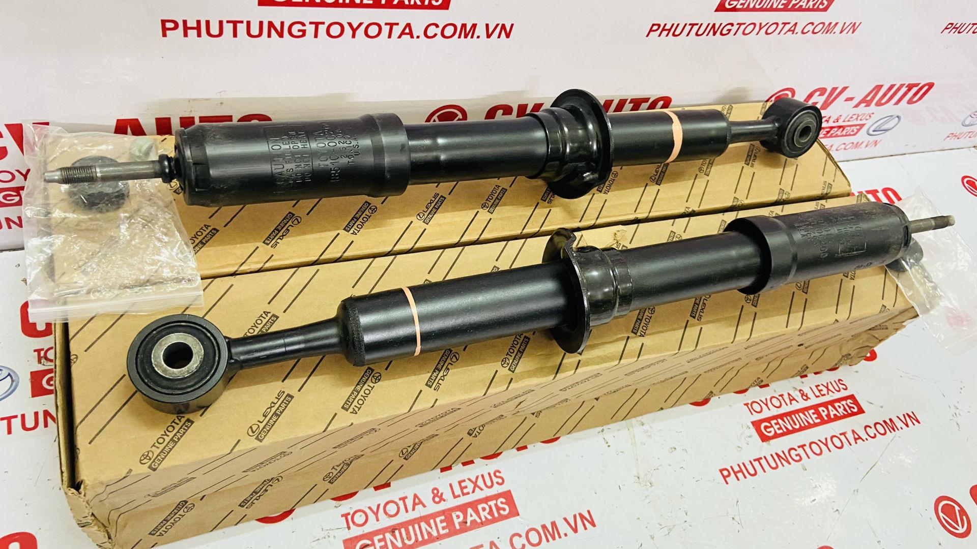 Picture of 48510-09897, 4851009897 Giảm xóc trước Toyota Tundra chính hãng