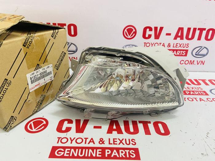 Picture of 81221-50090, 8122150090 Đèn gầm Lexus LS460 LS600H chính hãng