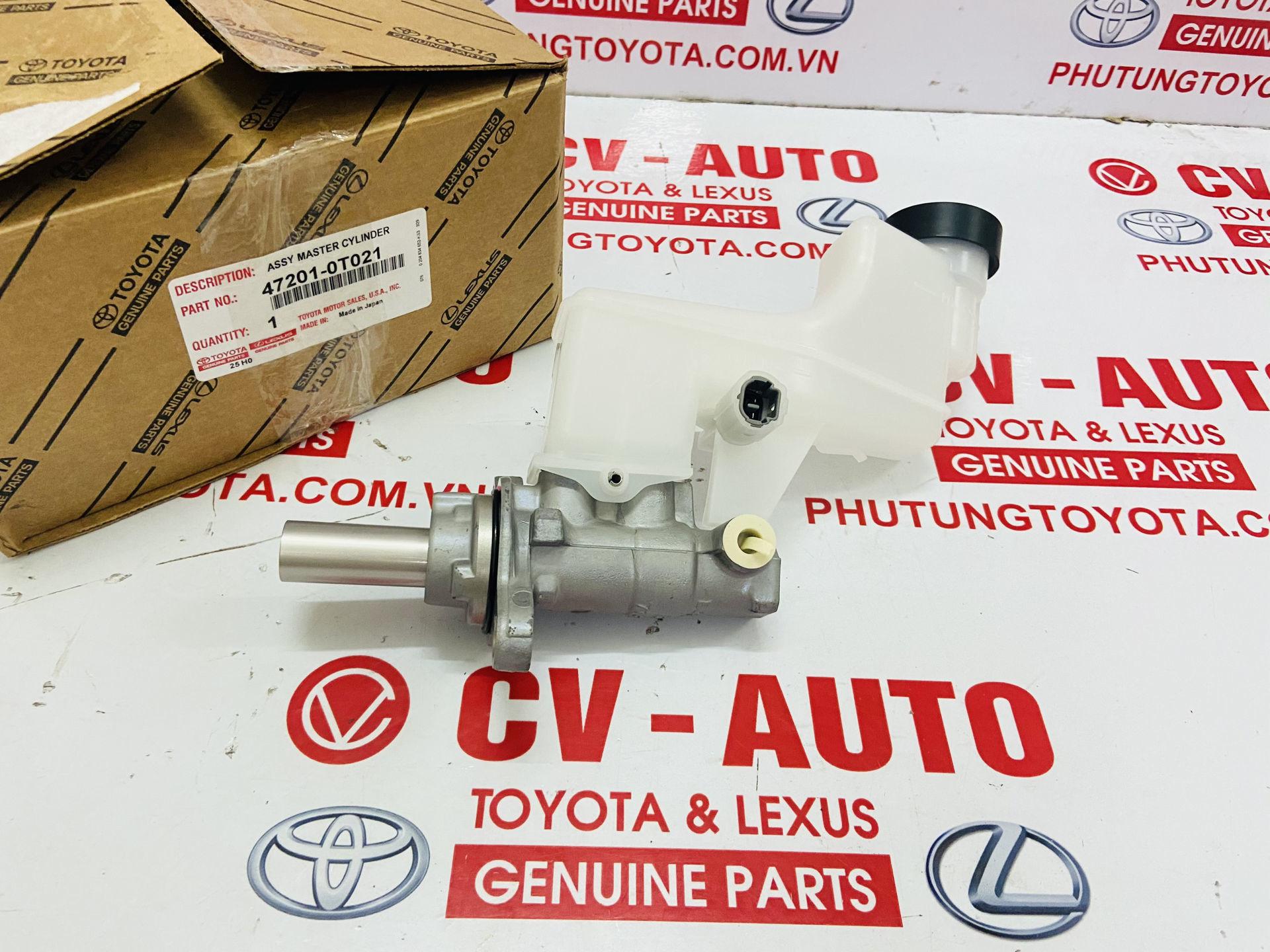 Picture of 47201-0T021, 472010T021 Tổng phanh Toyota Venza chính hãng