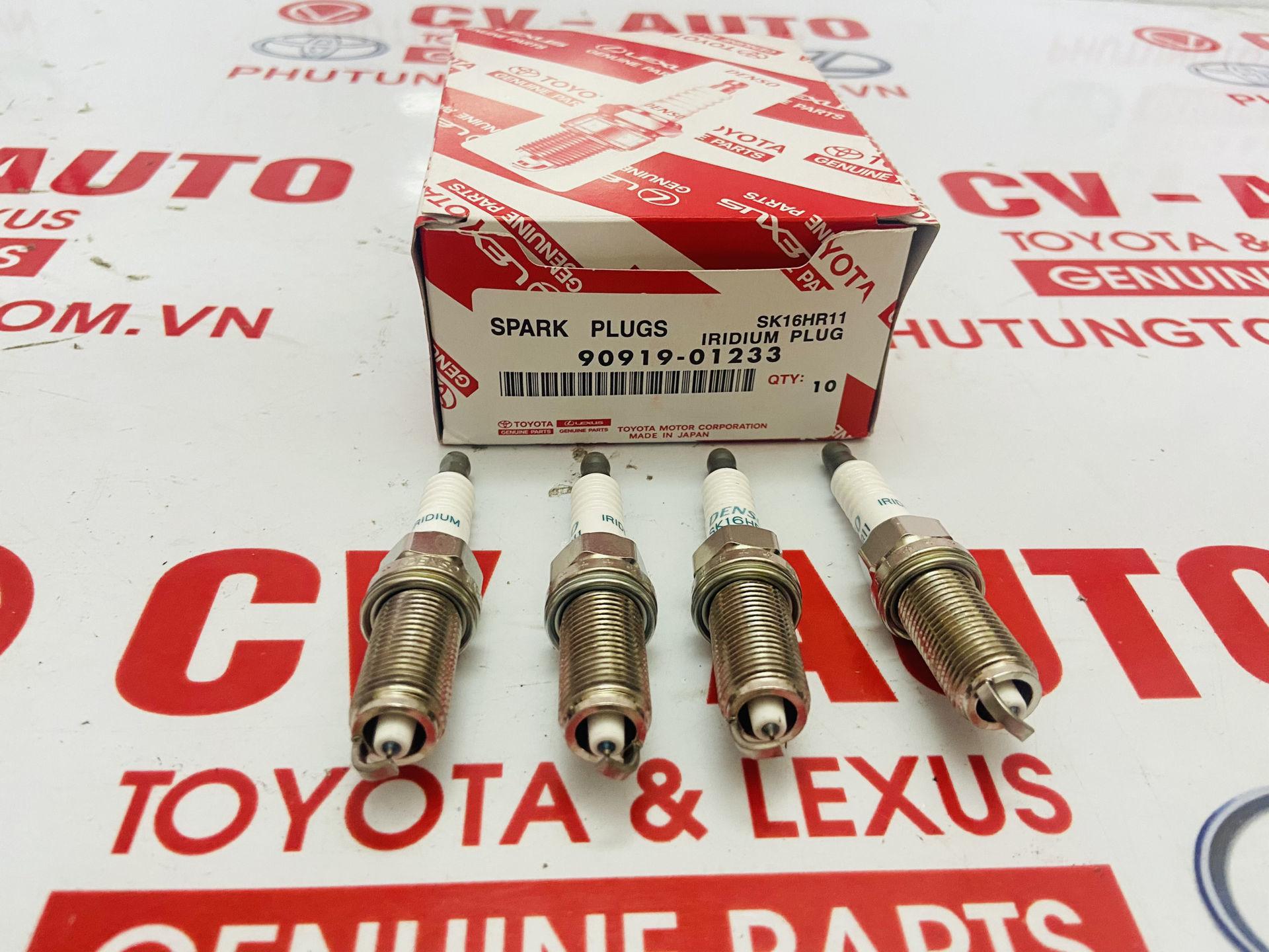 Picture of 90919-01233, 9091901233 Bugi Toyota Camry Venza Highlander 1AR 2AR  chính hãng