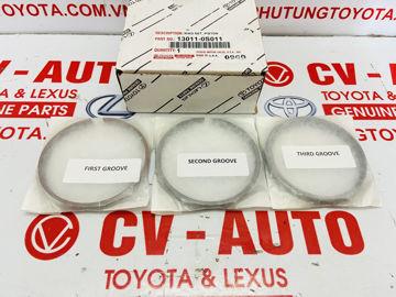 Hình ảnh của13011-0S011, 130110S011 Xéc măng cos 0 Lexus LX570 hàng chính hãng