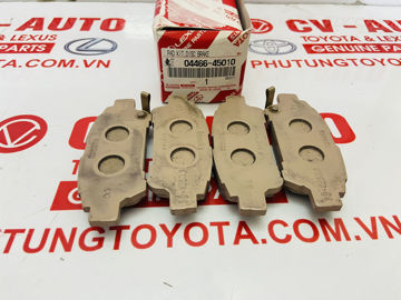 Hình ảnh của04466-45010, 0446645010 Má phanh sau Toyota Sienna Avalon chính hãng