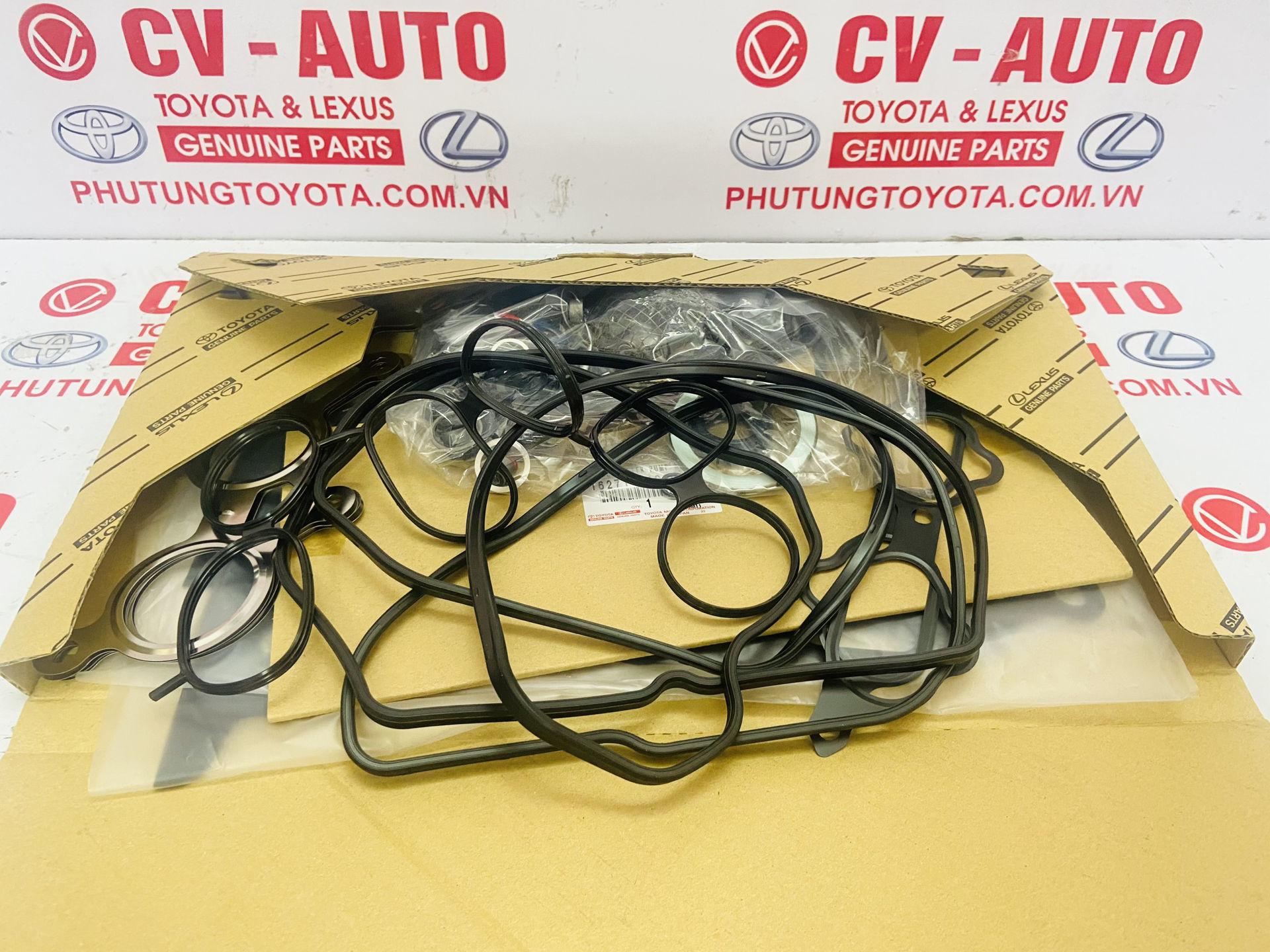 Picture of 04111-31602, 0411131602 Gioăng đại tu Lexus GS350, IS350 chính hãng