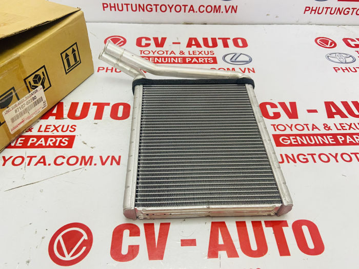 Picture of 87107-02290, 8710702290 Giàn sưởi Toyota Innova Fortuner Hilux Altis 2008-2019 chính hãng