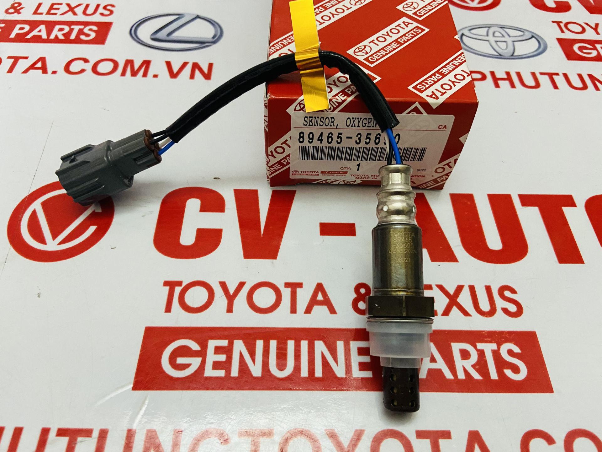 Picture of 89465-35690, 8946535690 Cảm biến ô xy khí xả Lexus GX470 chính hãng