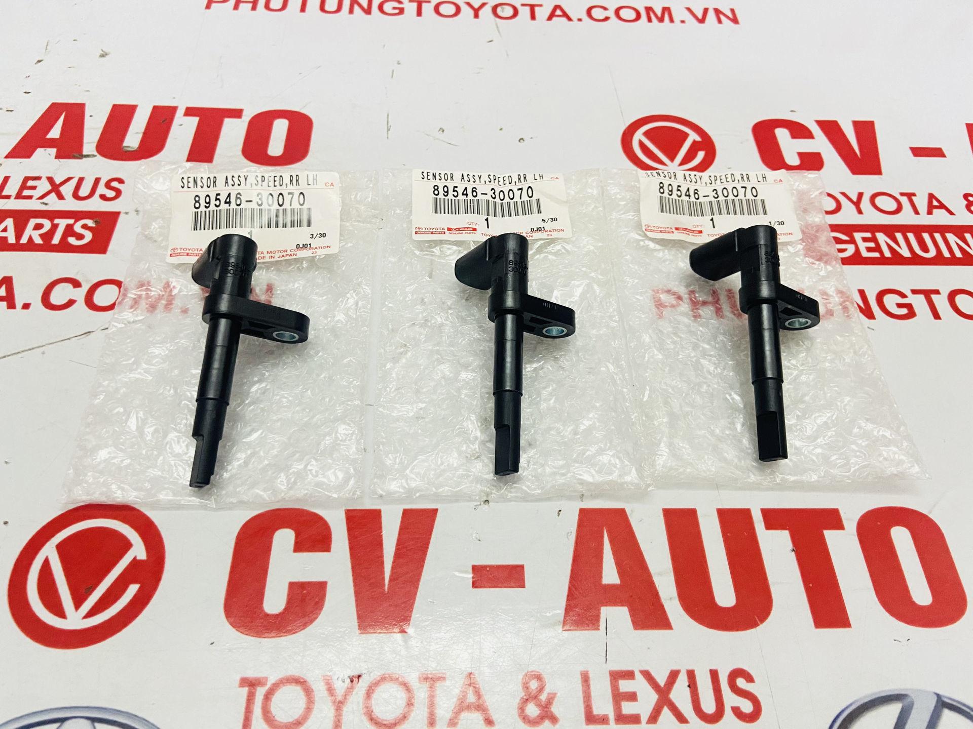 Picture of 89545-30070, 89546-30070, 8954530070, 8954630070 Cảm biến ABS Lexus LS460/600H GS300/350 IS250/350 chính hãng