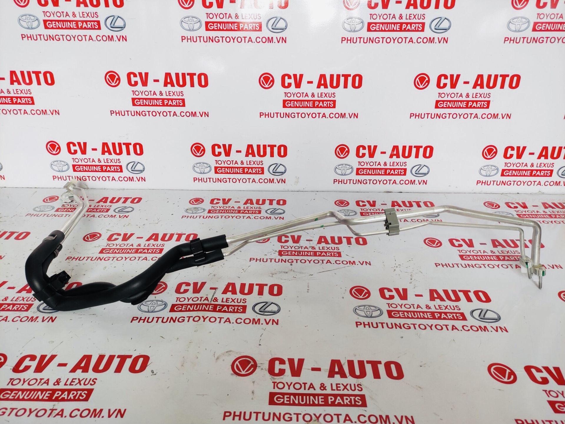 Picture of 88840-08140, 8884008140 Ống hơi điều hòa Toyota Sienna 2006-2009 chính hãng