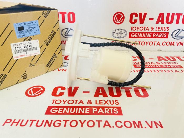 Picture of 77024-48040, 7702448040 Lọc xăng liền giá Lexus RX350, Toyota Highlander 2007 chính hãng