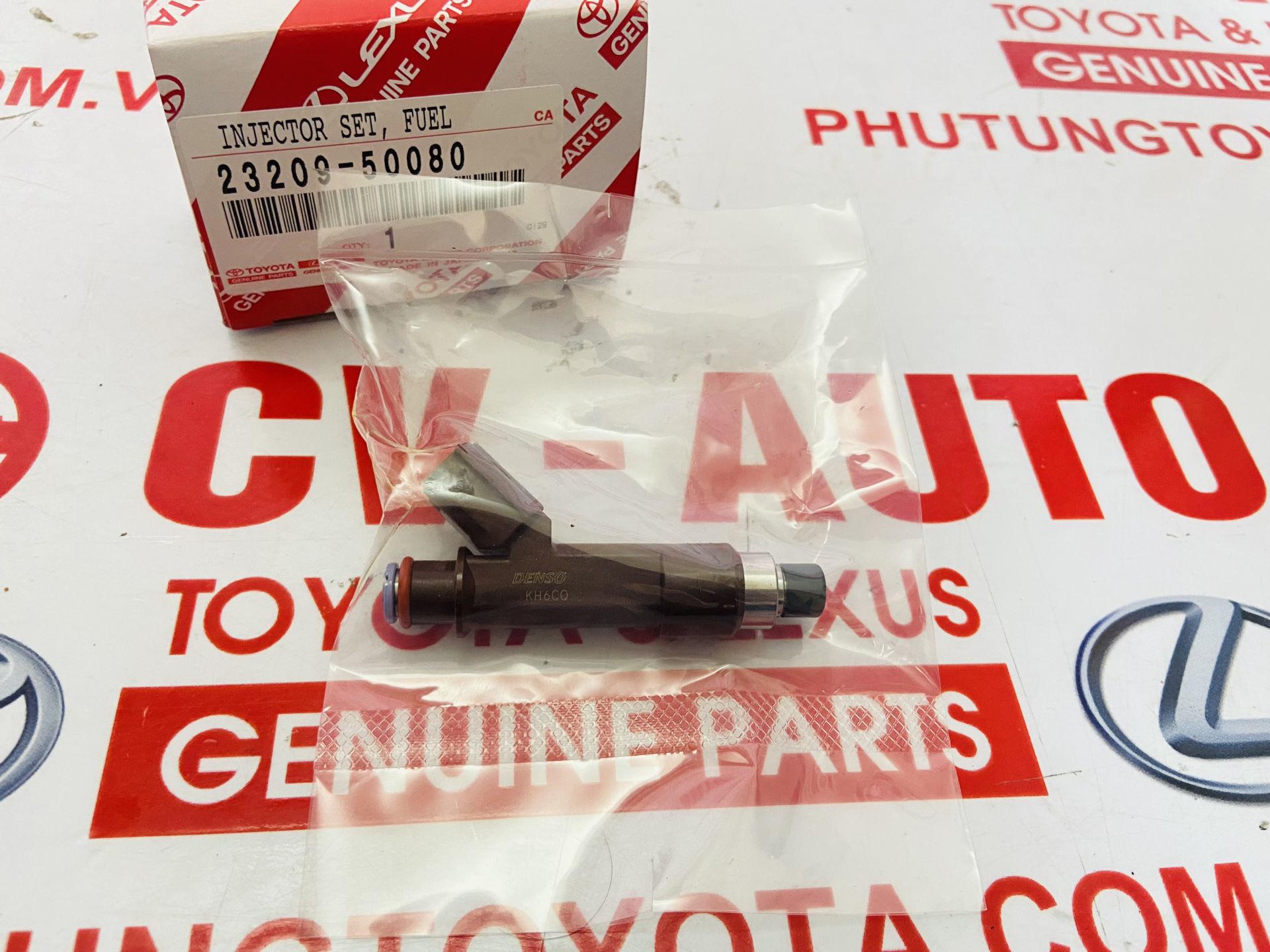 Picture of 23209-50080 Kim phun xăng Lexus GX470 hàng chính hãng