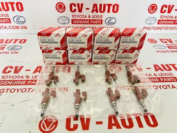 Hình ảnh của23209-38030, 2320938030 Kim phun xăng Lexus LS460 LS600H hàng chính hãng