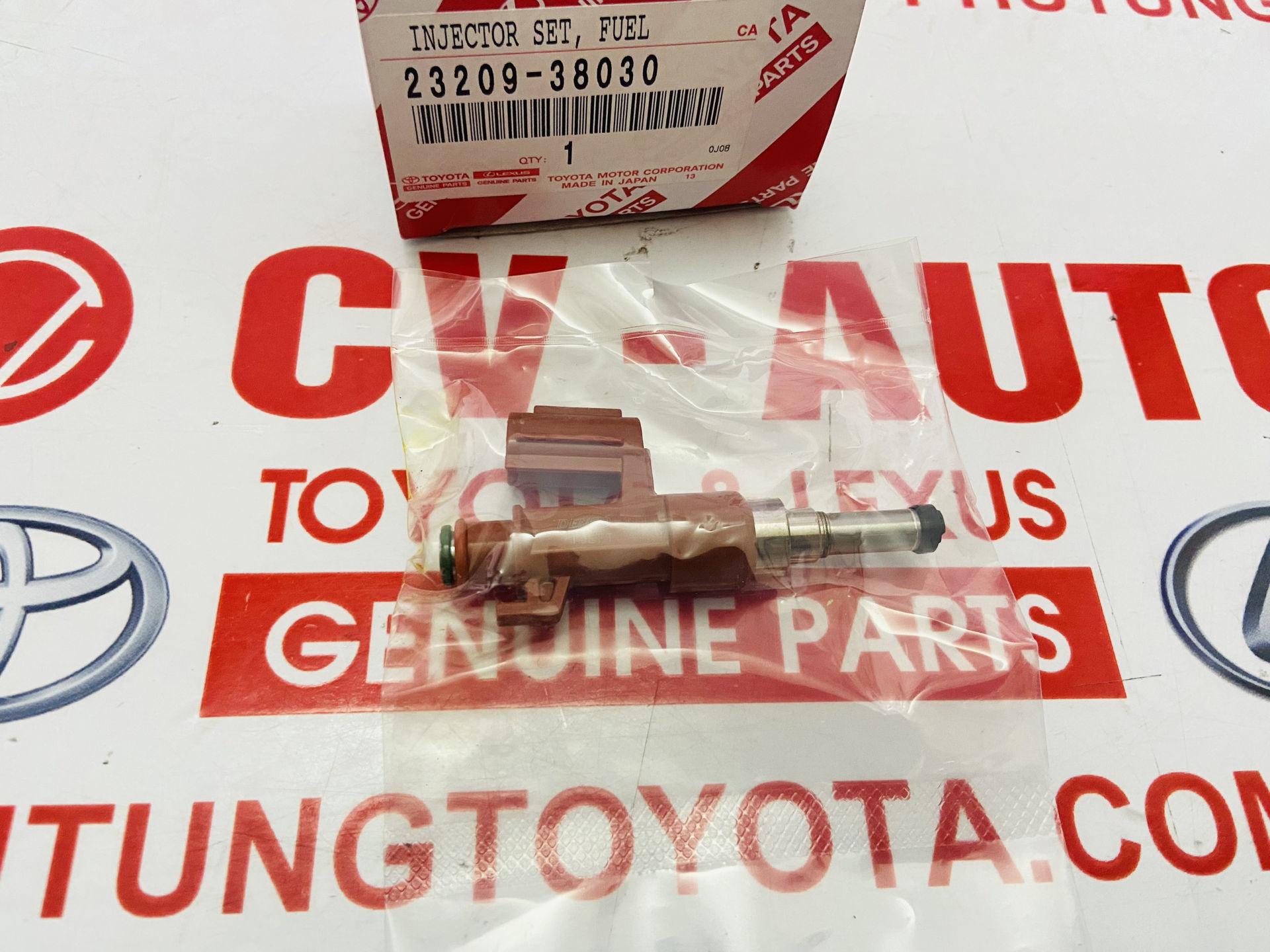 Picture of 23209-38030, 2320938030 Kim phun xăng Lexus LS460 LS600H hàng chính hãng