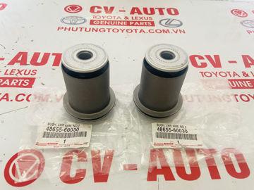 Hình ảnh của48654-60030, 48655-60030 Cao su càng A Lexus GX470, Toyota Land Cruiser Prado chính hãng
