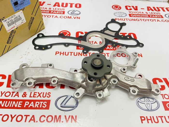 Picture of 16100-39616, 1610039616 Bơm nước Toyota Camry, Lexus RX350 RX450H ES300H LS500 LC500 2GRFKS chính hãng
