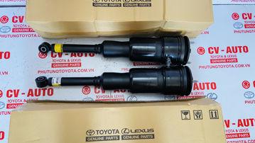 Hình ảnh của48080-50233,4808050233, 48090-50233, 4809050233 Giảm xóc hơi Lexus LS460 sau trái phải chính hãng