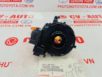 Hình ảnh của84306-50190, 8430650190 Cáp còi Lexus LS460 LS600H LX570 xịn chính hãng