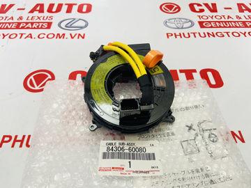 Hình ảnh của84306-60080, 8430660080 Cáp còi Lexus GX470, LX470 hàng chính hãng