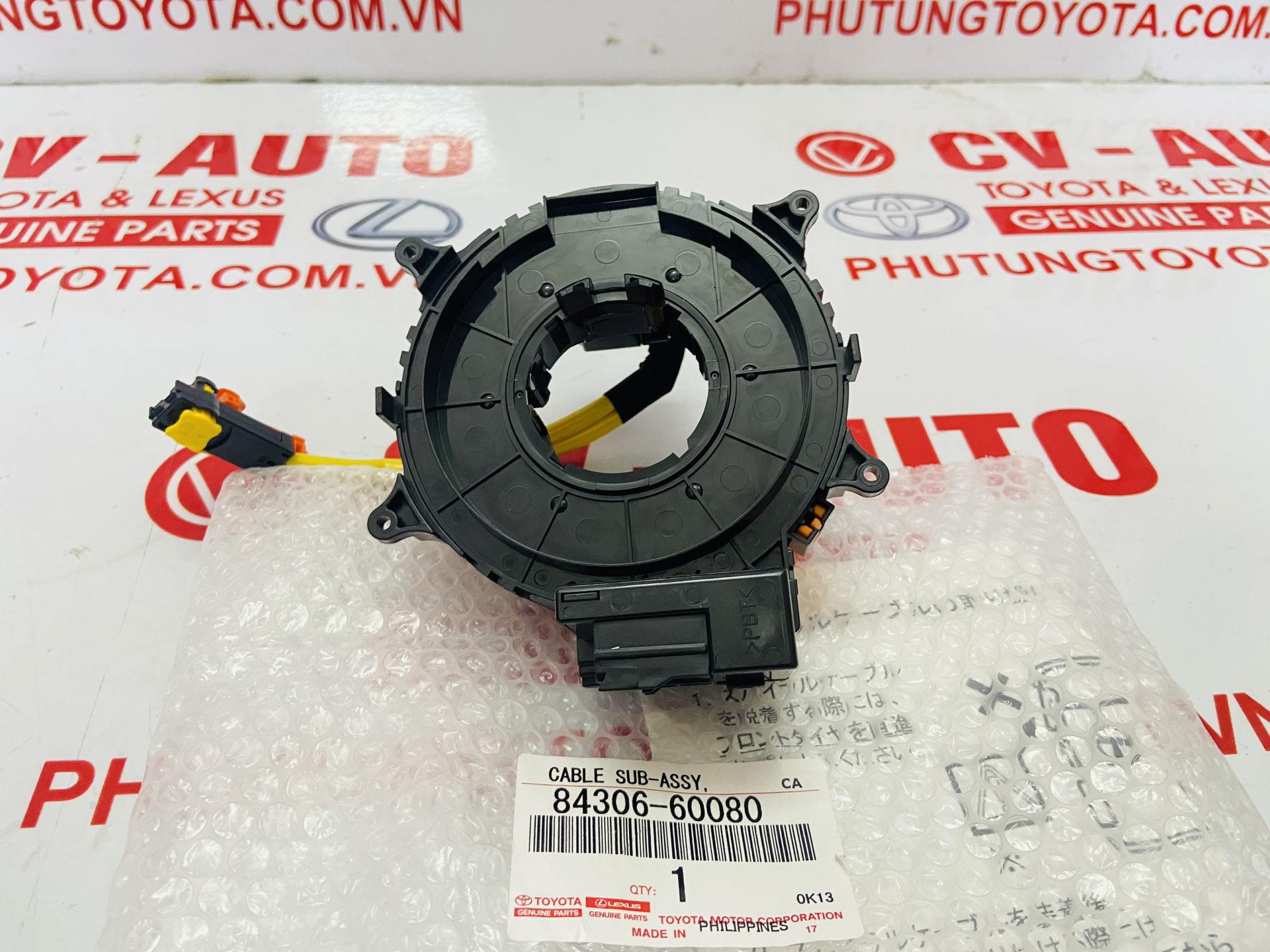 Picture of 84306-60080, 8430660080 Cáp còi Lexus GX470, LX470 hàng chính hãng
