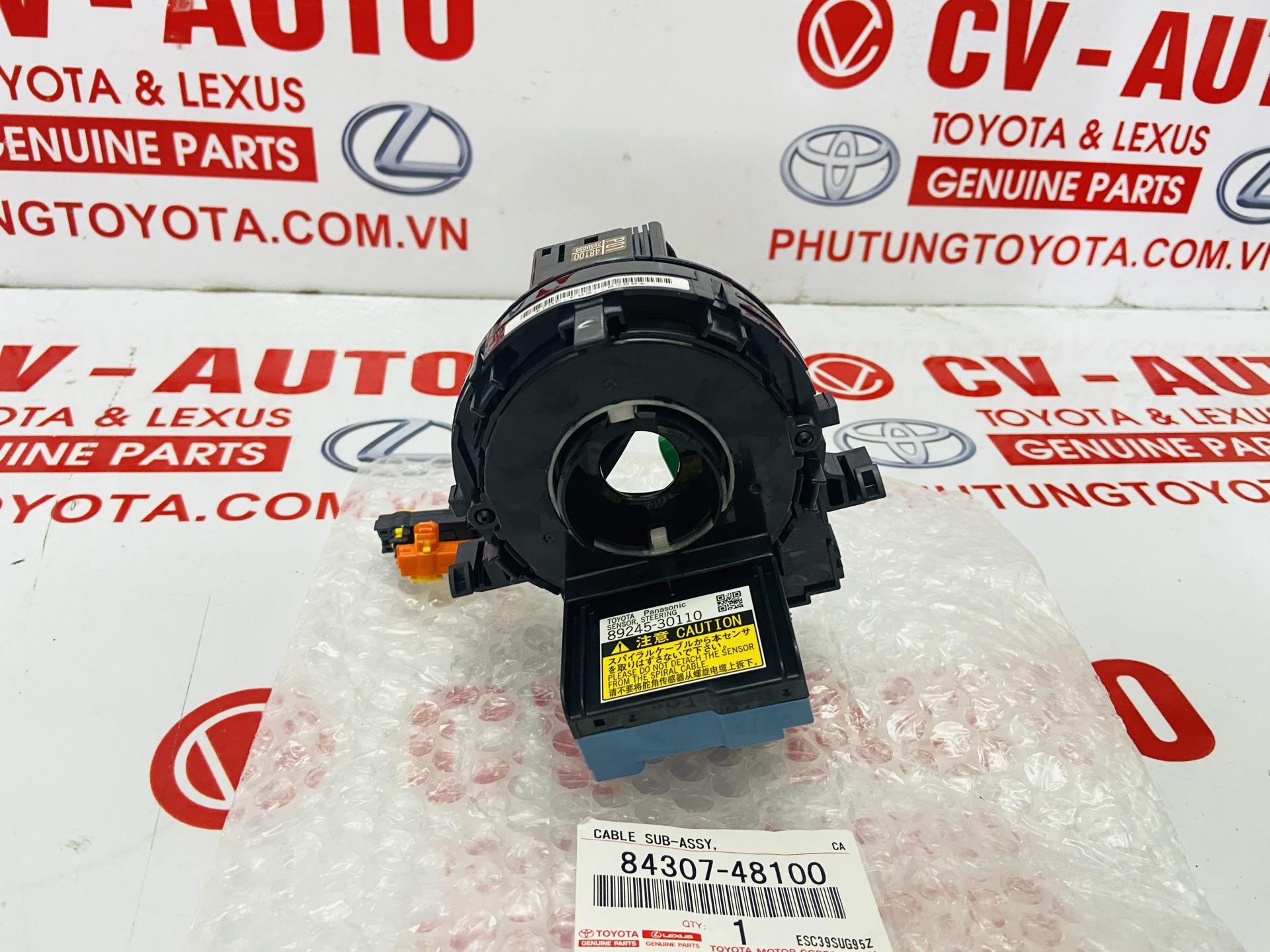 Picture of 84307-48100, 8430748100 Cáp còi liền cảm biến Lexus RX350 RX450H chính hãng