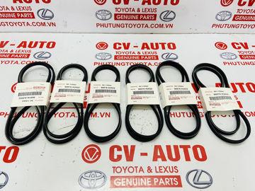 Hình ảnh của90916-A2022, 90916A2022 Dây curoa trợ lực Toyota Camry 2.5 3PK1200 chính hãng
