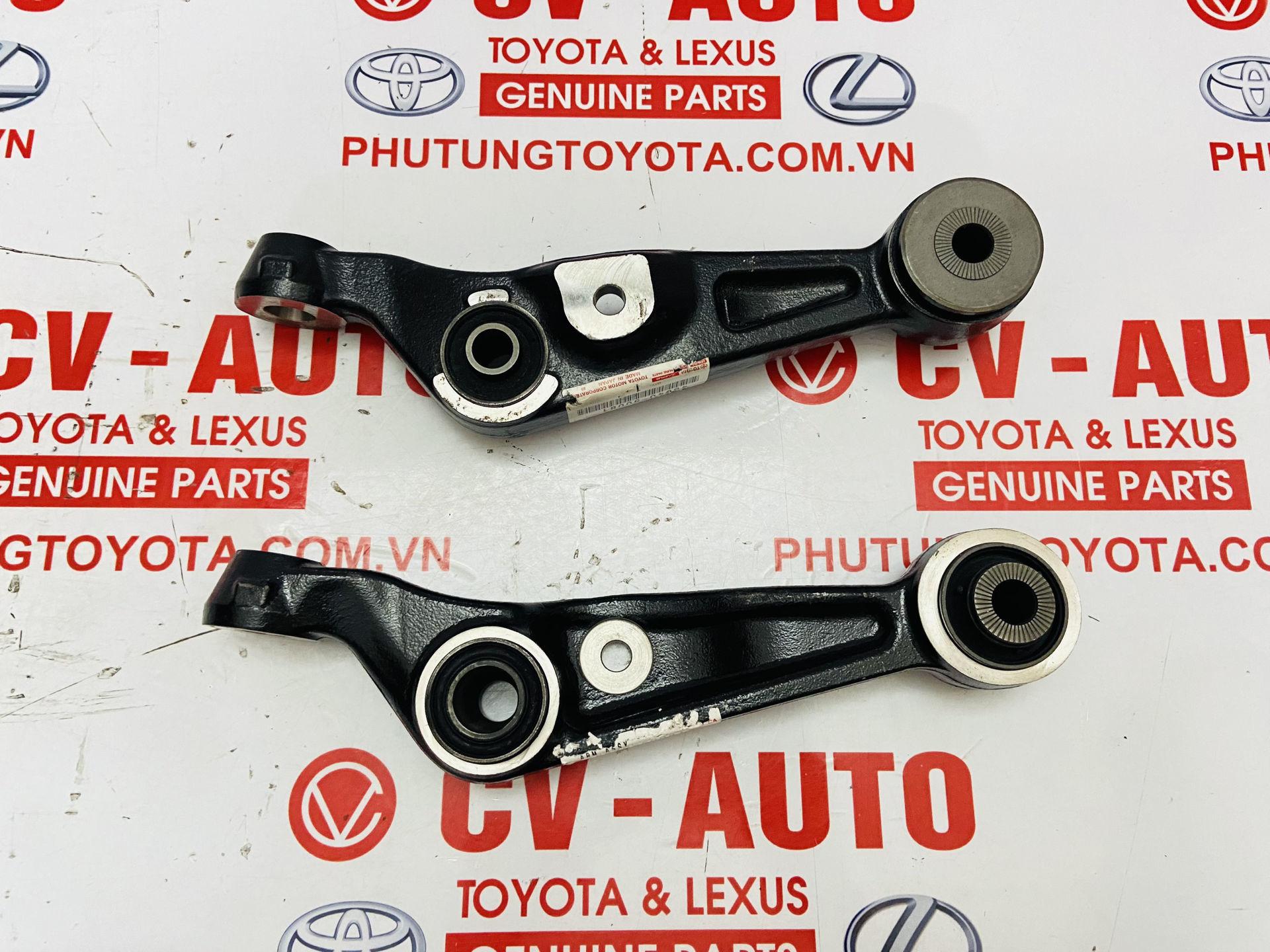 Picture of 48620-50081, 48640-50081, 4862050081, 4864050081 Càng I dưới Lexus LS460 LS600H chính hãng