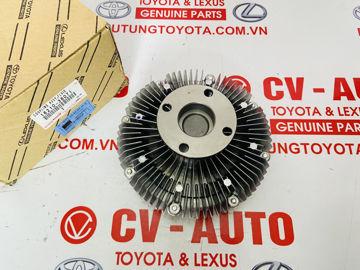 Hình ảnh của16210-38071, 1621038071 Li tâm quạt Lexus LX570, Toyota Land Cruiser, Tundra 1UR 3UR chính hãng
