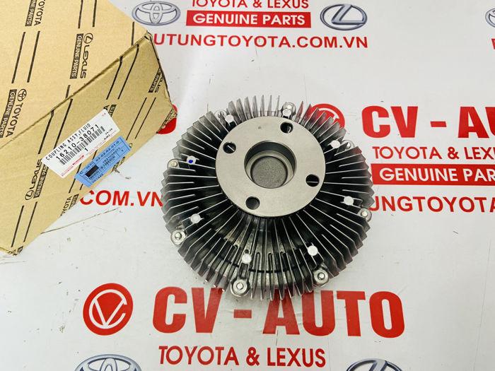 Picture of 16210-38071, 1621038071 Li tâm quạt Lexus LX570, Toyota Land Cruiser, Tundra 1UR 3UR chính hãng