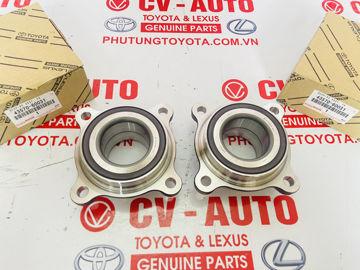 Hình ảnh của43570-60031, 4357060031 Bi moay ơ trước Toyota Land Cruiser, Lexus LX570 chính hãng