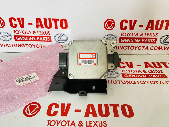 Picture of 89650-48010, 8965048010 Hộp điều khiển thước lái Lexus RX400H 2006 chính hãng
