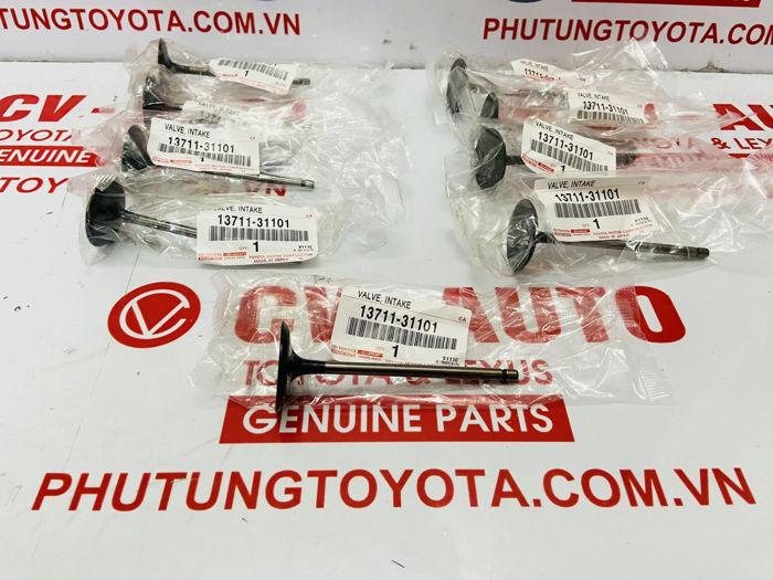Picture of 13711-31101, 1371131101 Xupap hút Toyota Lexus 2GR chính hãng