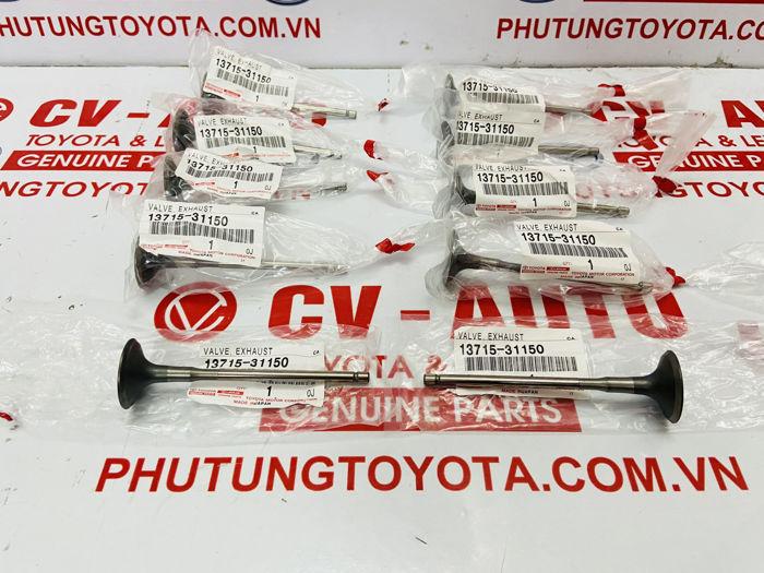 Picture of 13715-31150, 1371531150 Xupap xả Toyota Lexus 2GR chính hãng